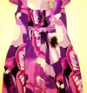 Комплект: платье+ пиджак