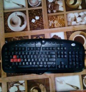 Игровая клавиатура A4tech