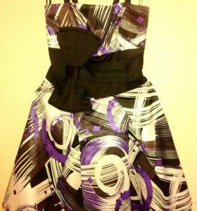 Выпускное платье 46 размер