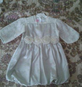 Нарядное платье р.98
