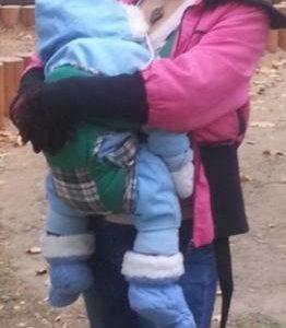 Эрго - рюкзак, слинг, кенгуру