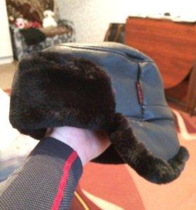 Продам зимнюю шапку ушанку