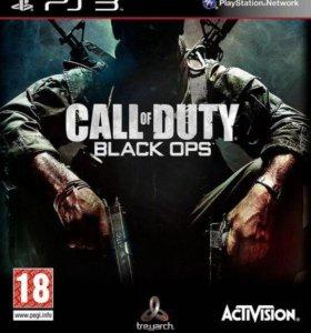 Call of Duty: Black Ops (c поддержкой 3D) PS3