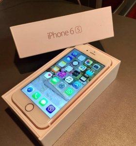 iPhone 6 s 16 gb rose gold