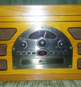 Винтажное радио (новодел)