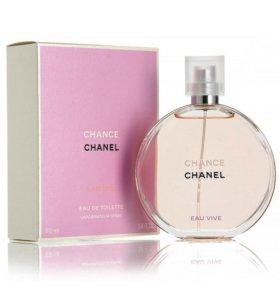 Chance Eau Vive Chanel, 100 мл.