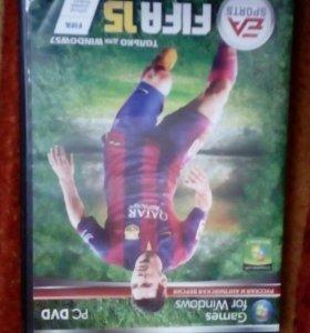 Диск FIFA15