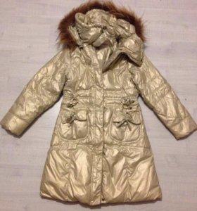 ❄️⛈☃️ Зимнее пальто