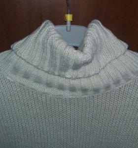 Стильный теплый свитер