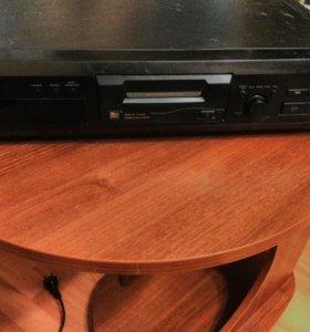 Мини-дисковый проигрыватель sony mds-je330