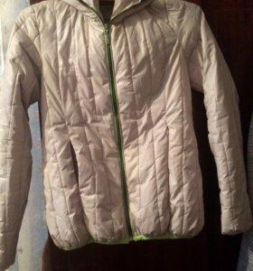 куртка легкая осень-весна