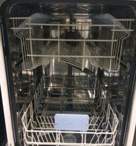 Посудомоечная машинка веко 45см