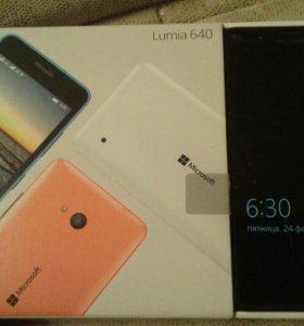 Lumia 640 LTE Dial Sim