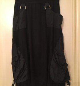 Стильная новая юбка