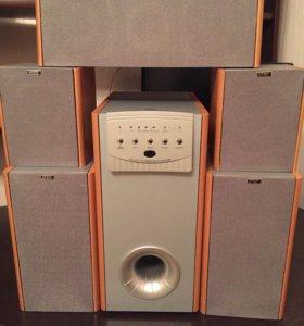 Аудио система Sven 5.1