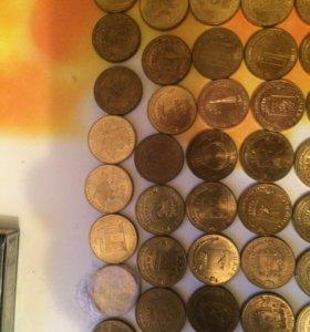 Юбилейные монеты !