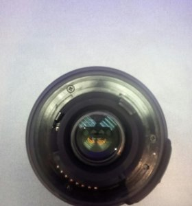 Объектив Nikon AF-S 18-105 mm