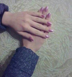 Покрою ваши ногти гель лаком
