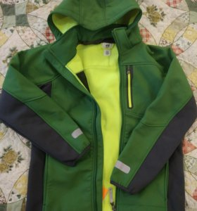 Новая куртка- ветровка H&M