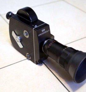 16 мм кинокамера «Красногорск-3»