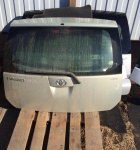 Дверь 5-я Toyota passo