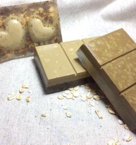 Шоколадное мыло