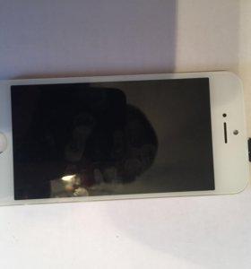Оригинальный дисплей iPhone 5/ айфон 5