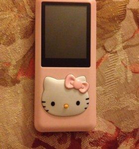Плеер Hello kitty HEM080C