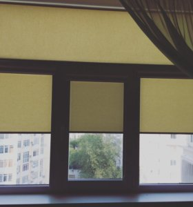 Кассетные ,Рулонные шторы и жалюзи