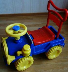 Детская машинка каталка 1-5 лет