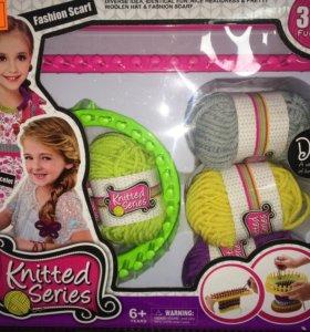 Детский набор для вязания