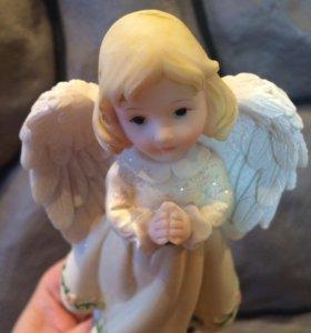 Декоративная фигурка ''Девочка-ангел''