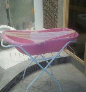 Ванночка+подставка+гамак