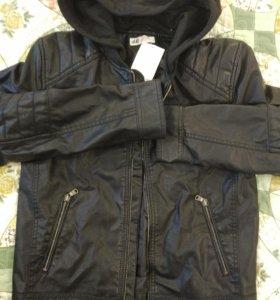 Новая куртка ветровка H&M