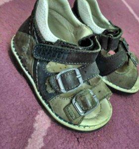 Обувь на первый шаг 12см