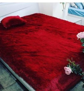 Пушистые пледы одеяло,в наличии ДОСТАВКА