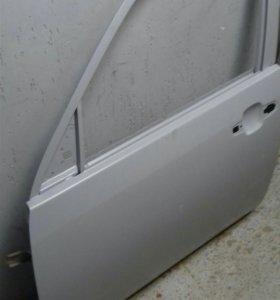 Дверь передняя левая на Чери Тигго