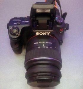 Ф/а Sony L37 18-55