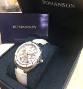 Женские наручные часы romanson