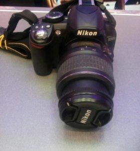 Ф/а Nikon D 3100