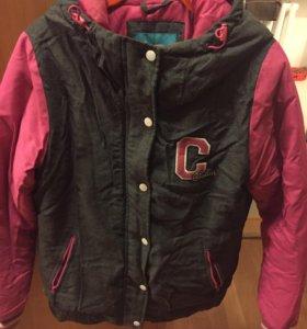 Куртка на осень, весну, тёплую зиму.