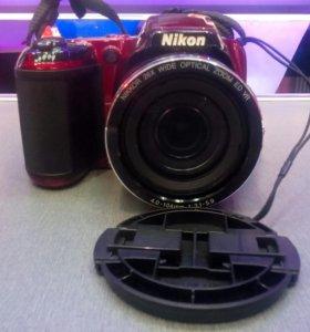 Ф/а Nikon L 810