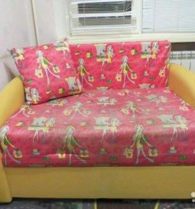 Фабричный диван детский