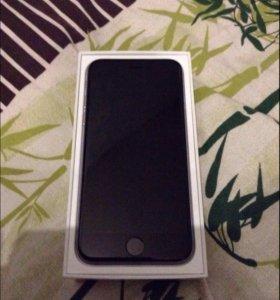 iPhone 6 64 gb новый.Не восстановленный!!