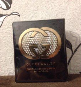 Т/в Gucci Guilty 50 мл. Лимит. выпуск.🇫🇷Франция!