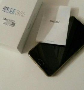 Meizu M3s 16Gb Black
