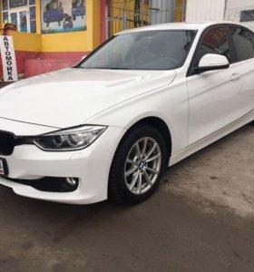 BMW 316I 2013 год