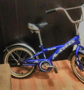 Детский велосипед Стелс dolfin 16