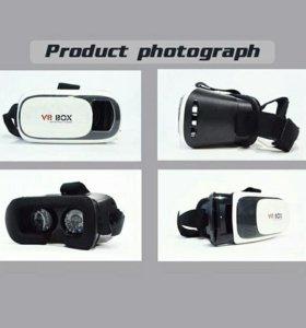 3d очки/очки vr box 2.0