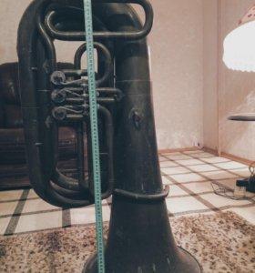 Труба Туба для декора